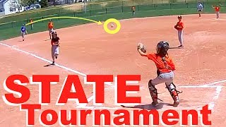 Download LITTLE LEAGUE BASEBALL State Tournament! GAME 1⚾️ Video