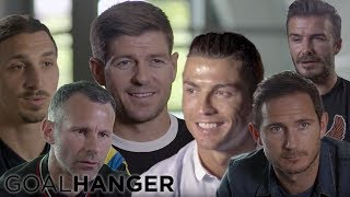 Download Ronaldo, Giggs, Lampard, Beckham and more on Wayne Rooney | Wayne Rooney: The Man Behind the Goals Video
