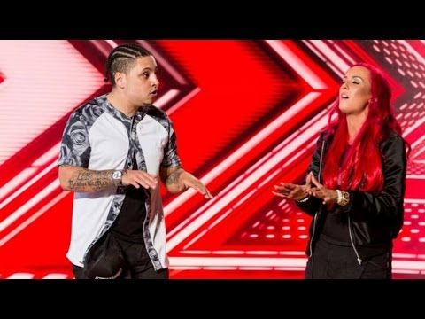 Greatest Proposal Ever - The X Factor UK 2016 - He Knows She Knows