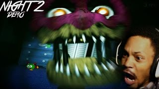 MANGLE DEATH! | Five Nights At Freddy's 2 - Night 7: Night of