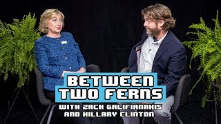 Download Hillary Clinton: Between Two Ferns With Zach Galifianakis Video