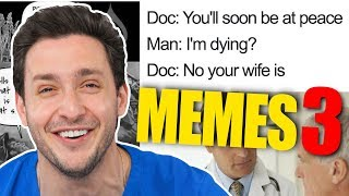 Download Doctor Reacts to: WILD MEDICAL MEMES EP. 3 Video