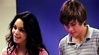 Download Zac Efron & Vanessa Hudgens' Audition Tape For 'High School Musical' is EVERYTHING! Video