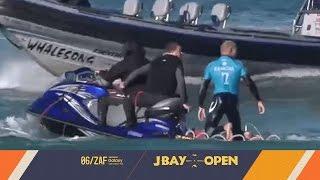 Download Shark Attacks Mick Fanning at the J-Bay Open 2015 Video