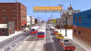 Trainz A New Era [ Route DLC ] - Fall Harvest Nebraska (PayWare