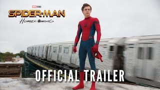 Download FIRST OFFICIAL Trailer for Spider-Man: Homecoming Video