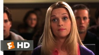 Download Legally Blonde (7/11) Movie CLIP - Impressing Professor Callahan (2001) HD Video