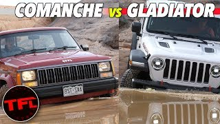 Download Is a Cheap Jeep Comanche Better Than A Brand NEW $55,000 Gladiator? Video