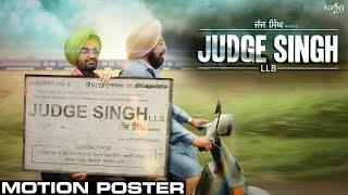 Download Judge Singh LLB - Motion Poster - Ravinder Grewal - BN Sharma l New Punjabi Movies 2015 Video