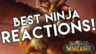 Download 5 BEST Ninja Loot Reactions in World of Warcraft Video