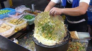 Download Malaysia Street Food KL Saturday Night Market Video