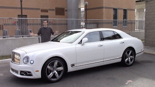 Download Here's Why the Bentley Mulsanne Is Worth $375,000 Video