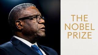 Download Denis Mukwege - It's time for men to engage Video