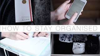 Download How To Stay Organised | ViviannaDoesMakeup Video