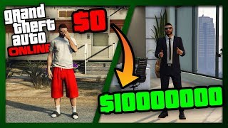 Download ZERO to MILLIONS | The Ultimate Guide for NEW and BROKE Players of GTA Online | Get RICH Fast Video