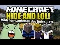 Download MÄDCHEN LACHFLASH! mit GLP, Zombey & Taddl - Minecraft Hide and Seek! | ungespielt Video