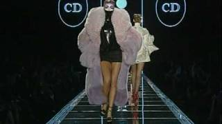 Download PETA Protester Gets Owned in Dior Fashion Show Video