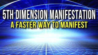 Download Understanding 5th DIMENSION MANIFESTATION + One POWERFUL Technique That Will CHANGE YOUR LIFE! Video