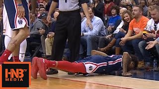 Download JR Smith Gets Technical Foul / Kelly Oubre Jr. Is Doing Exercises / Cavaliers vs Wizards Video