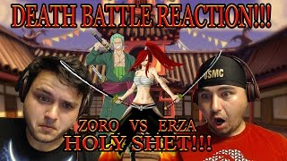 Download 2 Asians React | Zoro Vs Erza Death Battle Reaction Video