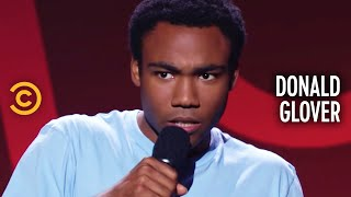 Download Donald Glover - Advice from Tracy Morgan Video