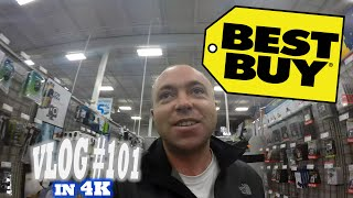 Download Holiday Shopping at Best Buy! |4K| (Vlog #101) Video