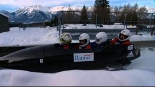 Download Jeremy Clarkson Rides with the British Army Bobsleigh Team | Speed | Top Gear Video