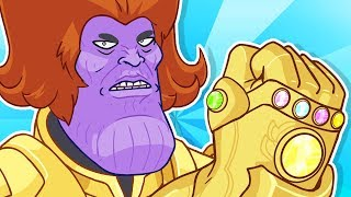 Download YO MAMA SO HAIRY! Thanos Snap - Avengers Infinity War Video