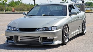 Download Nissan 240sx RB25DET Skyline swap Video
