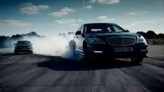 Download BMW 760Li vs Mercedes S63 AMG - Top Gear - BBC Video
