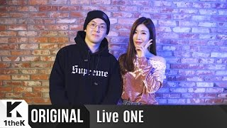 Download Live ONE(라이브원): Full Ver. Mad Clown(매드클라운) Back with his idea of What Love is Lie(거짓말) Video