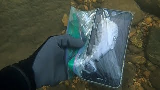 Download River Hunting: Found 4 iPhones, 2 Cameras, Wallet, and lots of MONEY! | Nugget Noggin Video