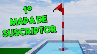 Download PRIMER MAPA CREADO POR SUSCRIPTOR! - GOLF IT Video