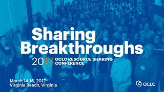 Download OCLC Resource Sharing Conference 2017 Video