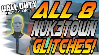 Download (6/3/16) ALL WORKING NUK3TOWN GLITCHES! - Wallbreaches, On Top of Maps (Black Ops 3 Glitch) Video
