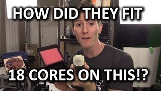 Download 18 Core CPUs!? - Intel Xeon E5 2699 v3 Processor Overclocking & Testing Video
