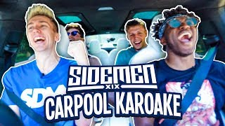 Download SIDEMEN CARPOOL DISS TRACK KARAOKE Video