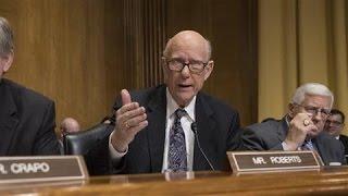 Download Senators' Heated Exchange at Mnuchin Hearing Video