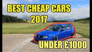 Download TOP 10 BEST CHEAP FIRST CARS UNDER £1000 2017 Video