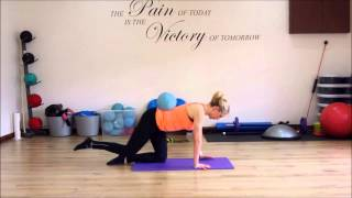 Download Pilates for Core - Back Pain Video