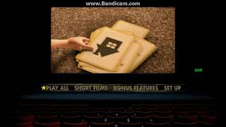 Download PIXAR Short Films Collection Vol 1 US DVD Menu Walkthrough Video