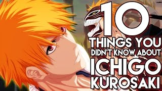 Download 10 Things You Didn't Know About Ichigo Kurosaki! (10 Facts) | Bleach Video