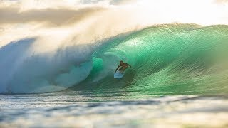 Download SOFTOP SURFING PERFECT PIPELINE WITH ROMAN ATWOOD Video