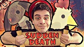 Download SUDDEN DEATH SHOWDOWN | Battle of the Deceivers! (Ultimate Chicken Horse) Video