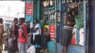 Download Kenya: Nairobi [Walk Around] City Centre 3 in Jan 2012 Video