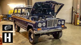 Download How Icon Built The Best Jeep Wagoneer Ever Video