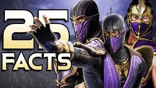 Download 25 Facts About Rain From Mortal Kombat That You Probably Didn't Know! | MK 11 Video
