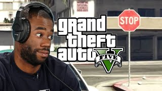 Download We Try Playing Grand Theft Auto 5 Without Breaking Any Laws Video