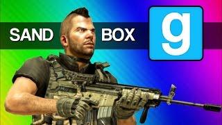 Download Gmod Call of Duty Modern War Fail (Garry's Mod Sandbox Funny Moments) Video