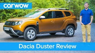 Download Dacia / Renault Duster SUV 2019 in-depth review   carwow Video